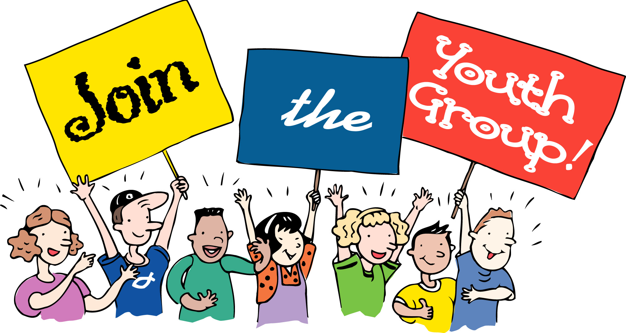 Meeting clipart group activity Youth m  Group 7:30