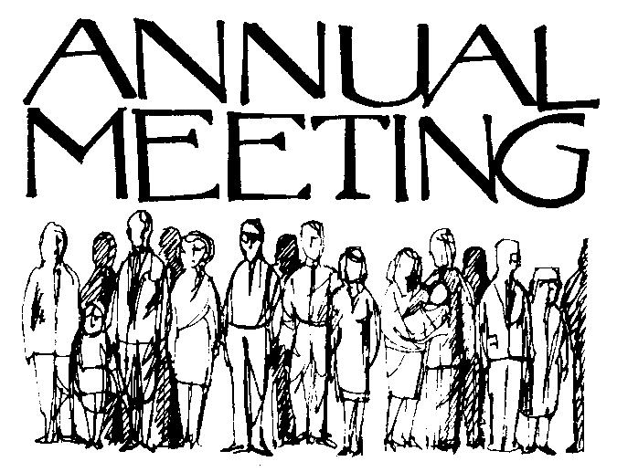 Meeting clipart hoa #10