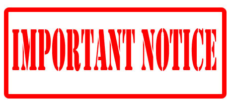 Meeting clipart important Important meeting Notice Cliparts clipart