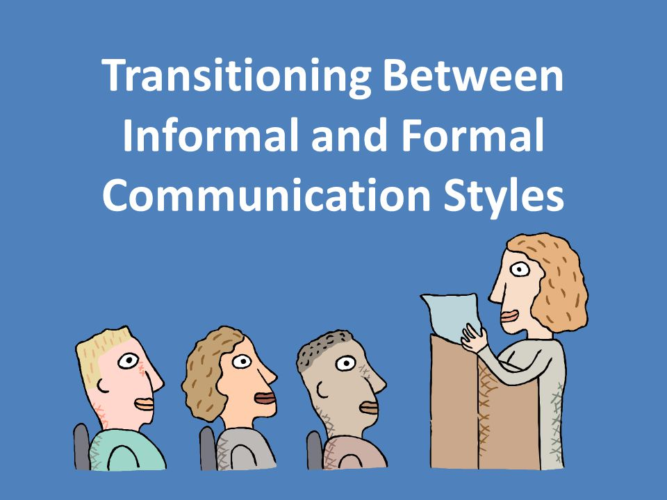 Meeting clipart informal communication #13