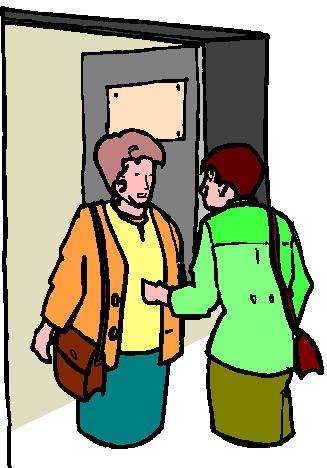 Other clipart meet and greet Meeting clip art Art Clip