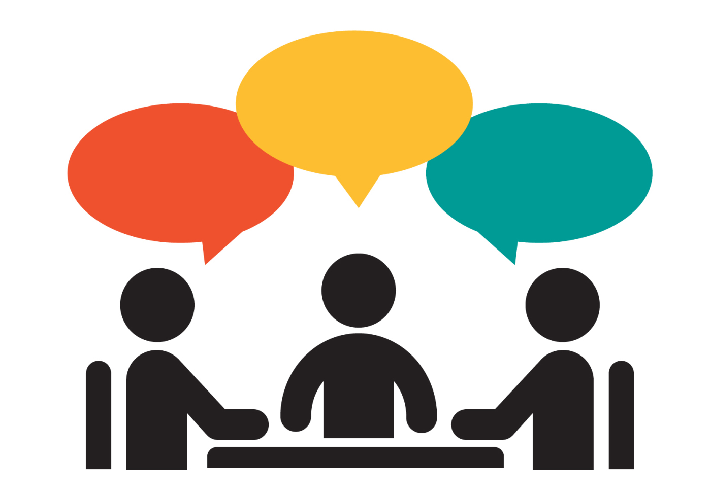 Meeting clipart meeting notice 6:00PM Town Hall Meeting Joint
