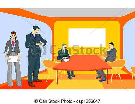Meeting clipart meeting room The Business room A at