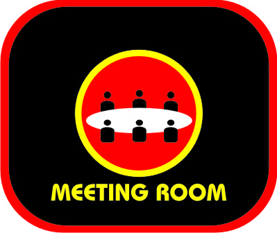Meeting clipart meeting room Online Meeting Free Image art
