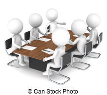 Meeting clipart meeting room 95 meeting Business Meeting art