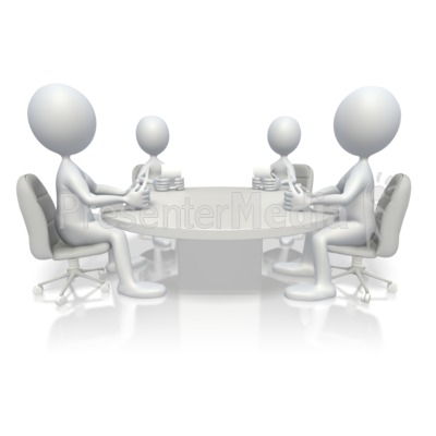 Meeting clipart meeting room ID# Clipart Conference Presentation Discussion