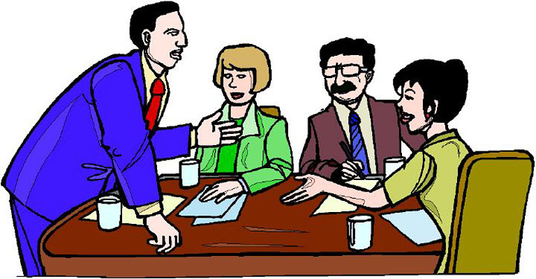 Office clipart office meeting Meeting Cliparting Office 2 clipart