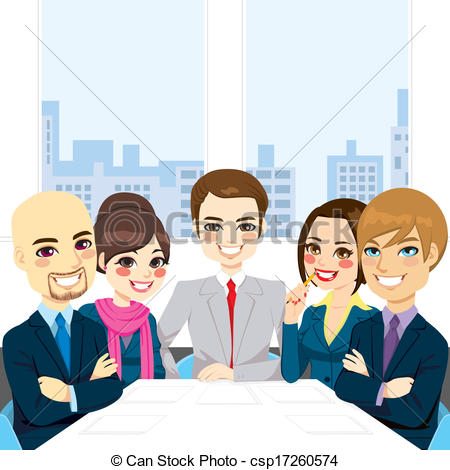 Office clipart office meeting Clip  clipart Meeting Meeting