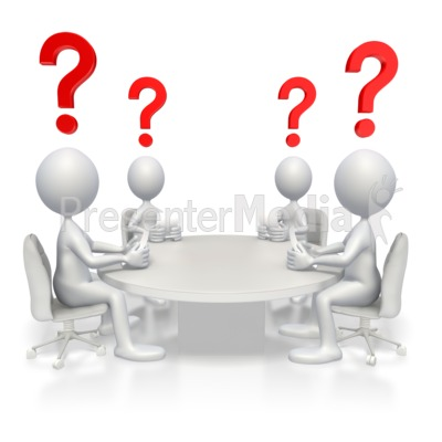 Meeting clipart powerpoint presentation By and Clip Questions Vlad
