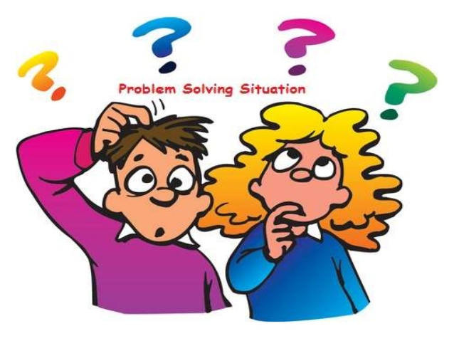 Back To The Future clipart problem solving skill 29 solving  march teaching