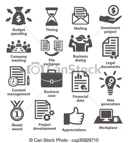 Meeting clipart project planning Icons Art white planning Clip