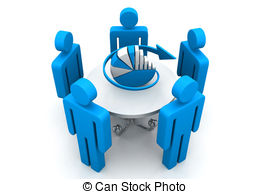 Meeting clipart project planning Royalty Clip  planning and