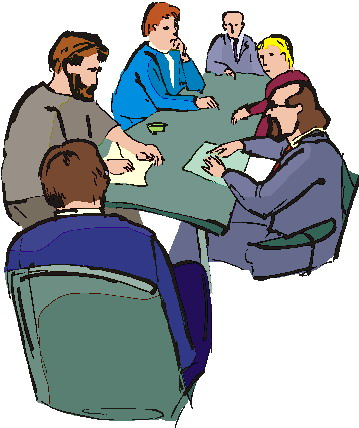Meeting clipart resident council Clipart clipart city Free Clipart