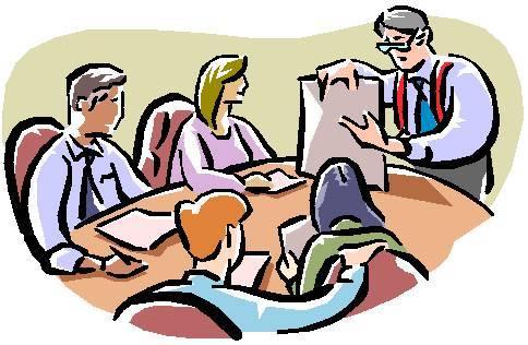 Meeting clipart resident council Meeting art resident Clipart meeting