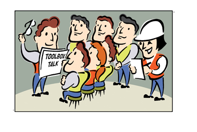 Meeting clipart safety meeting For Organisation talks Importance of