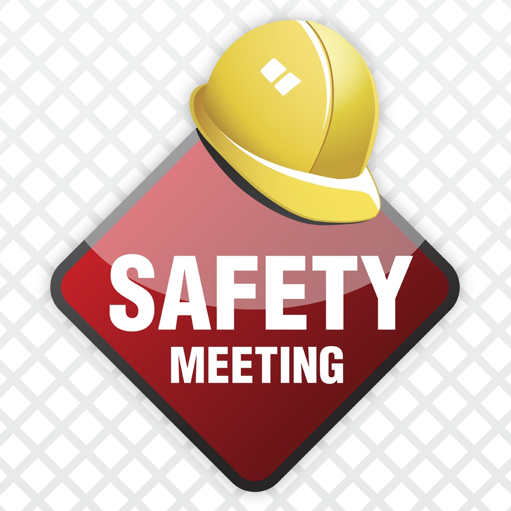 Meeting clipart safety meeting BRiDGE Safety Safety & Meeting