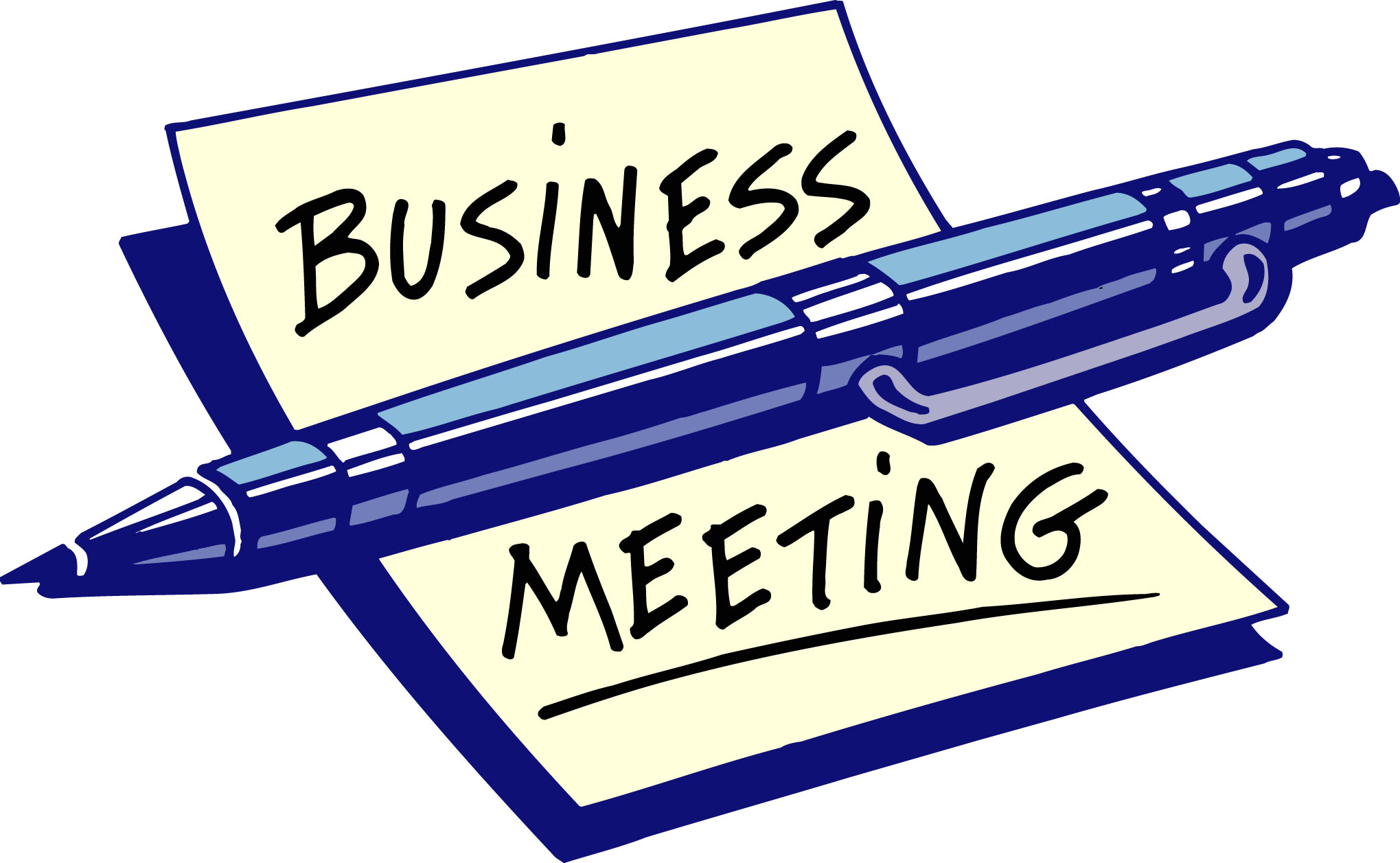 Calendar clipart company meeting Business 4 meeting Meeting –