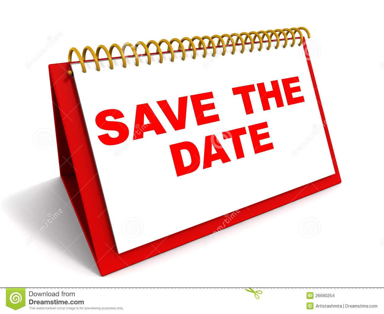 Meeting clipart save the date Hold Hold The The Clipart