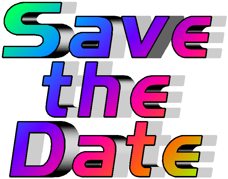 Meeting clipart save the date The meeting getbellhop clipart date