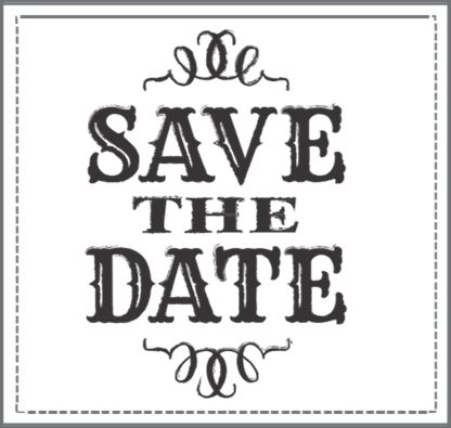 Date clipart upcoming event FreeClipart The Images Art Save