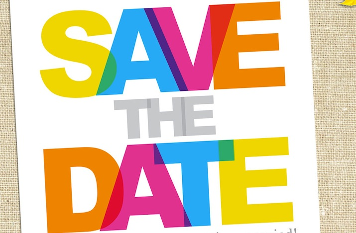 Date clipart upcoming event Schedule dates utah Event Save