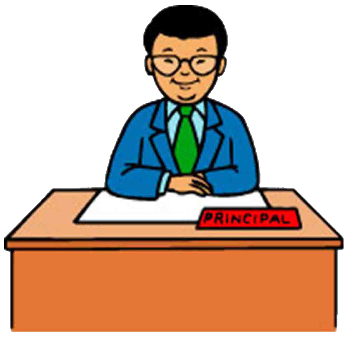 Meeting clipart school administration #15