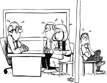 Meeting clipart teacher meeting Interview Ask Interview Six Learn