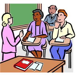 Meeting clipart teacher's Clipart Clipart Parents « ClipartPen