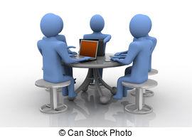 Meeting clipart team Drawingby 37  meeting meeting