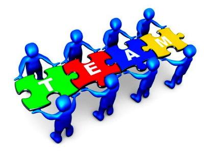 Professional clipart partnership #1