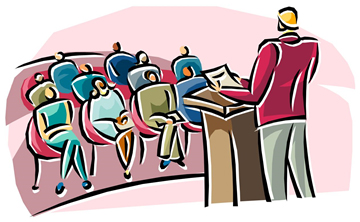 Date clipart town hall meeting  Town Aid Financial Hall