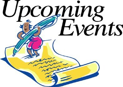 Meeting clipart upcoming event Events Proposed