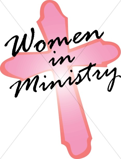 Meeting clipart women's ministry Ministry Women's Cross Art in