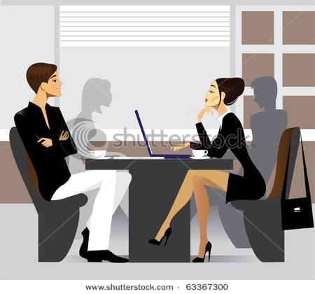 Meeting clipart work meeting Business meeting Business Business