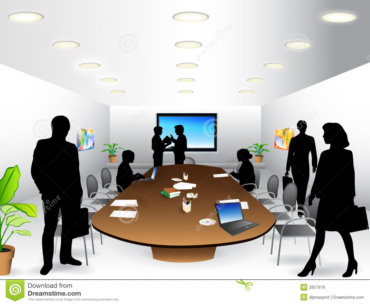 Office clipart business office Clipart  clipart images 3