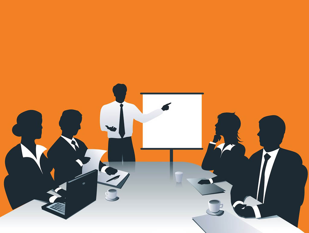 Calendar clipart company meeting Business Meeting Meeting Clipart Print