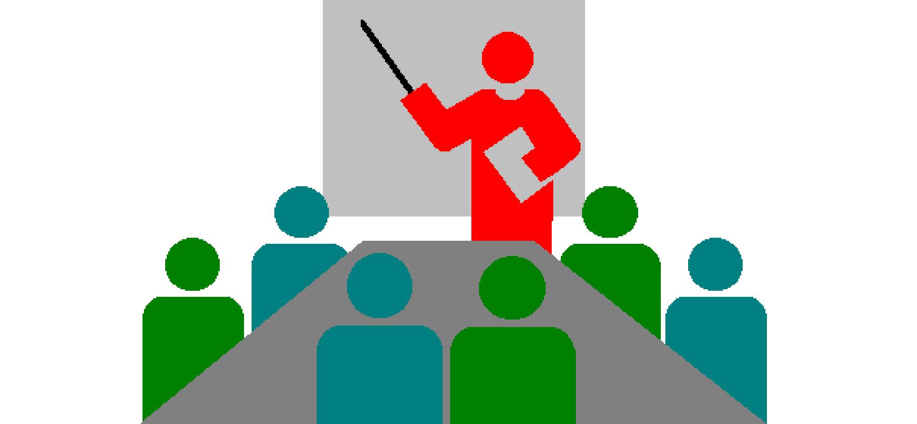Meeting clipart workshop Seminar Meeting clipart Cliparts Zone