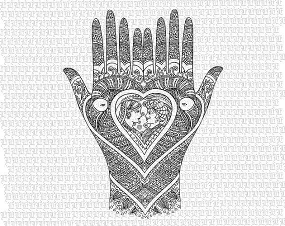 Mehndi clipart Tattoo Patterns Henna Antique Hands