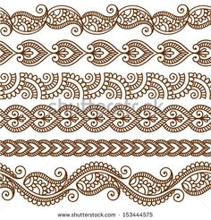 Mehndi clipart leg indian Floral with in by
