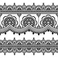 Mehndi clipart leg indian More Pin tats and elements