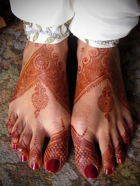 Mehndi clipart leg indian Bridal Rituals: by Kiran's images