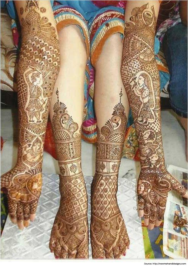 Mehndi clipart leg indian For Mehendi Bride Designs Mehndi