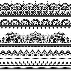 Mehndi clipart leg indian More Pin Typography and