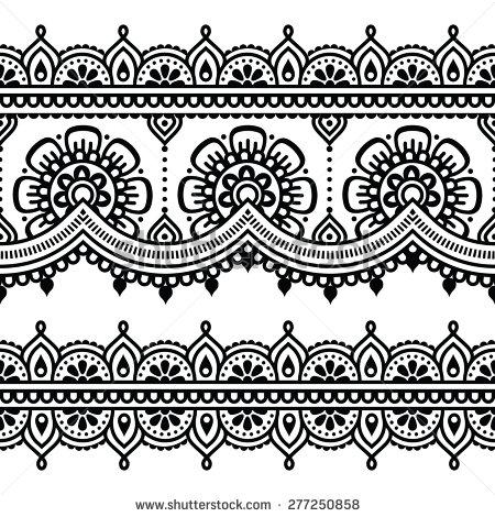 Mehndi clipart mandala #10