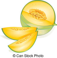 Melon clipart Royalty free 742 Clipart 5