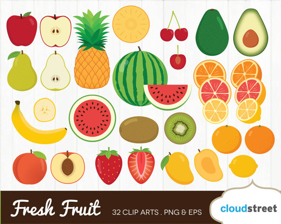 Mango clipart watermelon Mango watermelon illustration / OFF