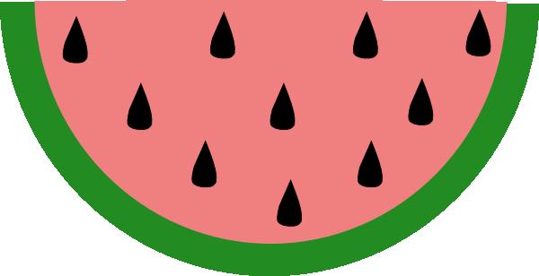 Watermelon clipart watermelon seed Download Clip Art Melon on