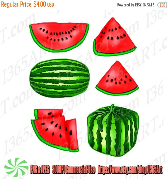 Melon clipart watermelon fruit Clip Clipart art Watermelon item?