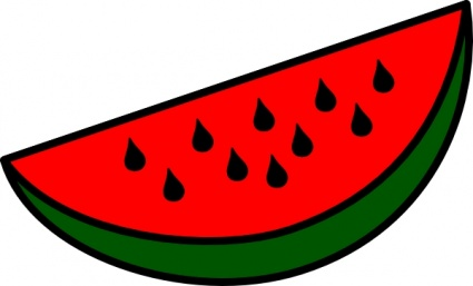 Watermelon clipart watermelon seed Clipart Clipart Clipart watermelon%20seed%20clipart Free