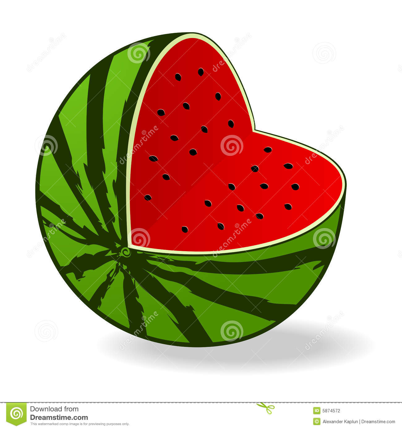 Watermelon clipart watermelon seed Images Panda Clipart Clipart Clipart